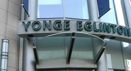 Yonge & Eglinton